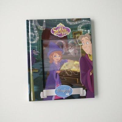 Sofia the First Wizard Notebook - Lenticular Print / Magic