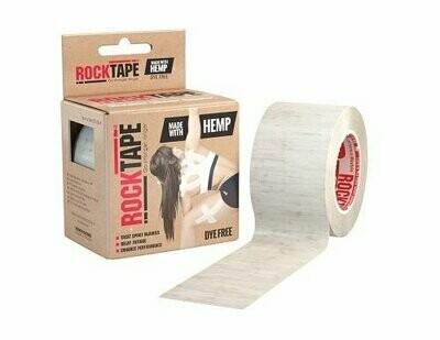 Кинезиотейп RockTape (5см×5м) HEMP