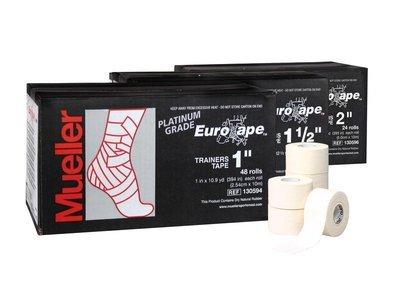 Mueller Eurotape Platinum, 3.8см×11.4м