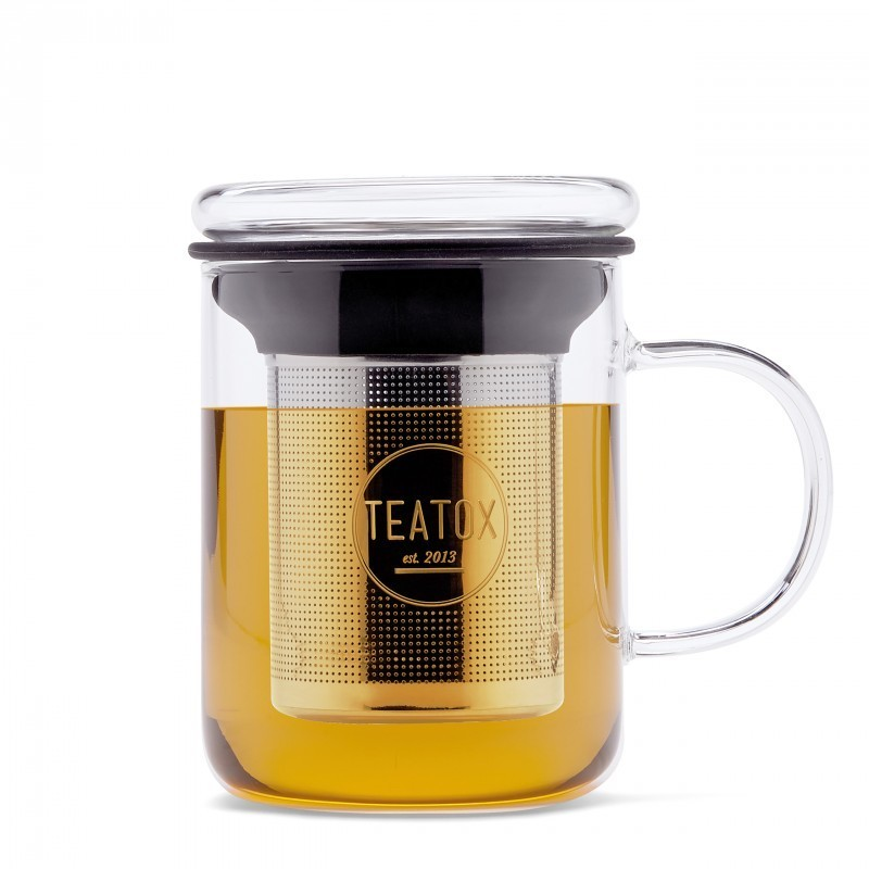Teatox Glass Tea Mug