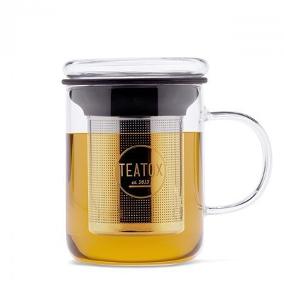 Teatox Glass Tea Mug