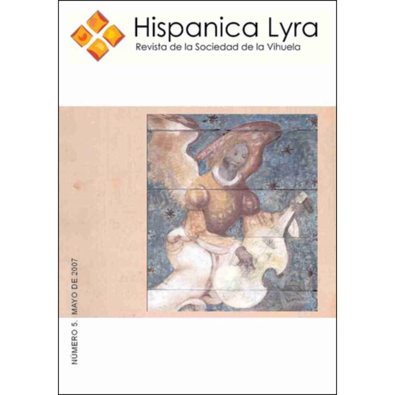Nº5, mayo de 2007 [edición impresa/print edition]