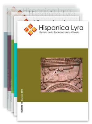 Hispanica Lyra colección 1-23 [edición impresa/print edition]