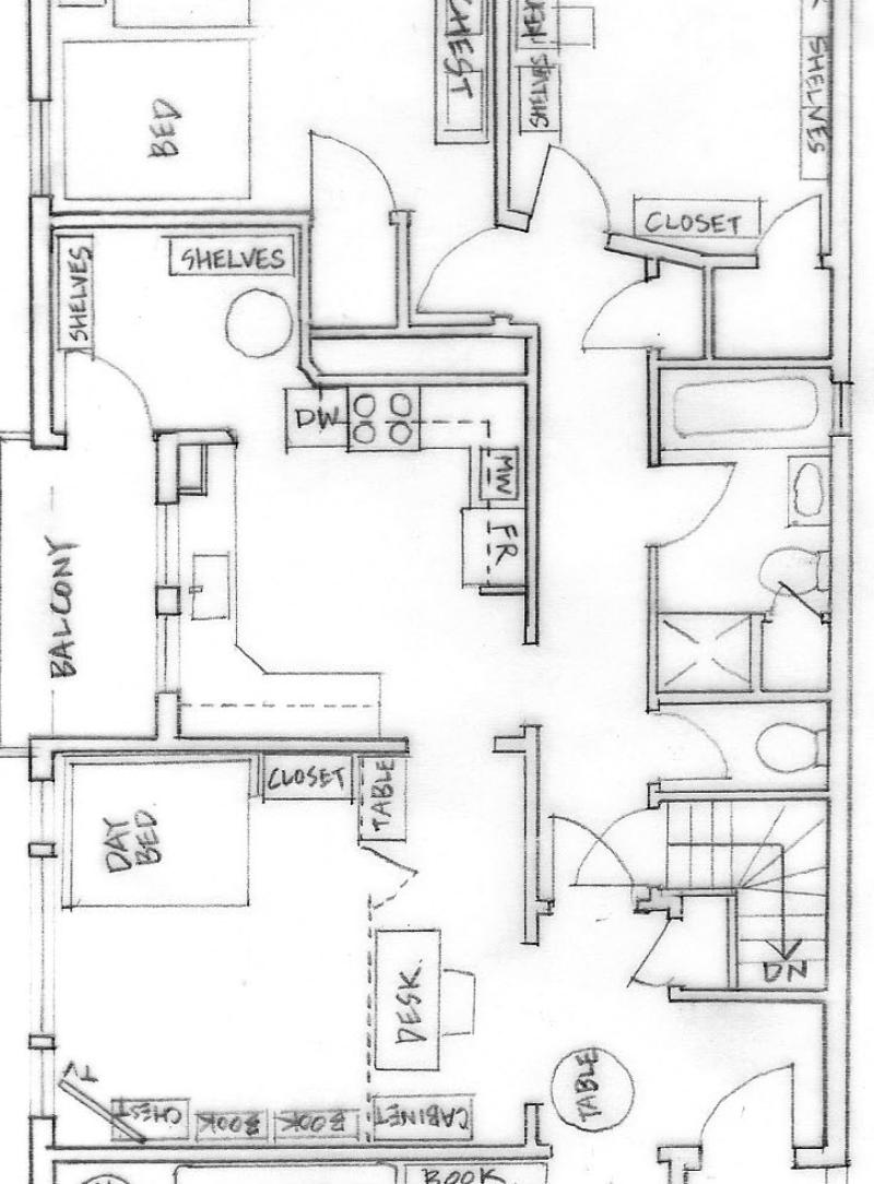 Floor Plans II with Mauricio Melchor - 01/06/2018