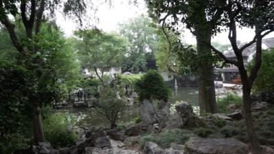 Feng Shui Gardens I with Liu Ming - Jan 31, 2015