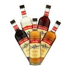 Flavor Syrups