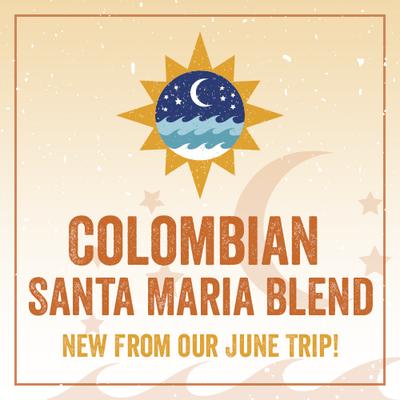Colombian Santa Maria Blend