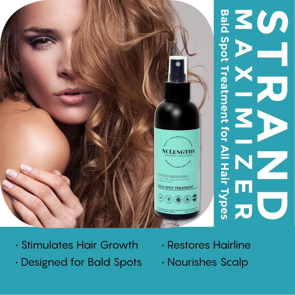 NuLengths Strand Maximizer (Bald spot Treatment)