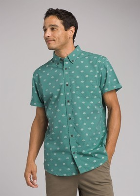 prAna Broderick Men's Short Sleeve Shirt