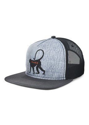 prAna Journeyman Trucker Funky Monkey
