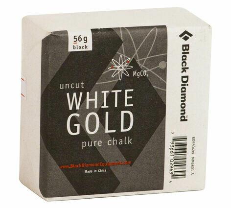 Black Diamond White Gold 56g Block
