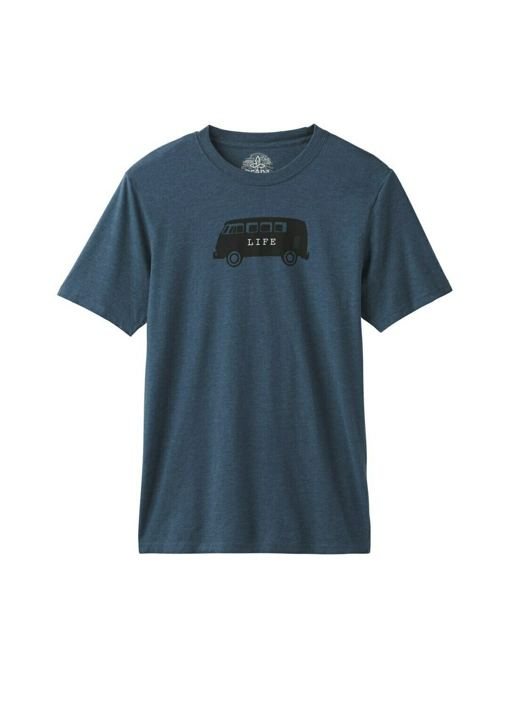 prAna Van Life Journeyman Tee Shirt