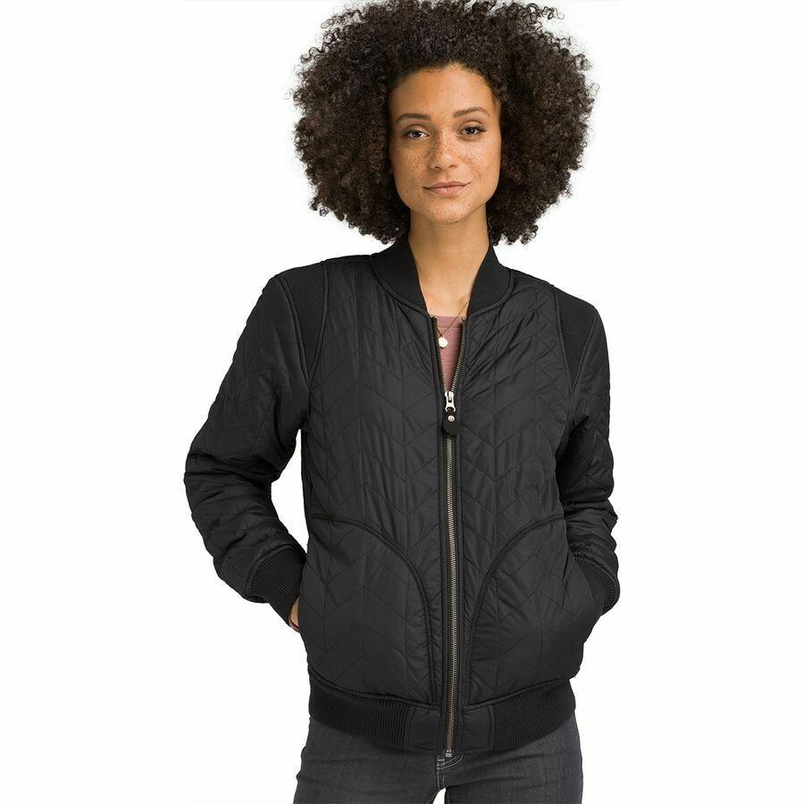 prAna Diva Varsity Jacket