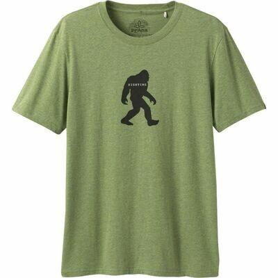 prAna Big Foot Sighting Journeyman Tee Shirt