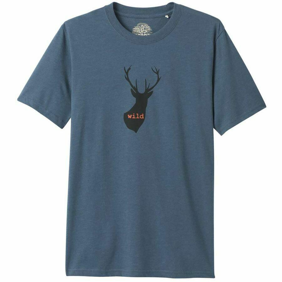 prAna Buck Wild Journeyman Tee Shirt