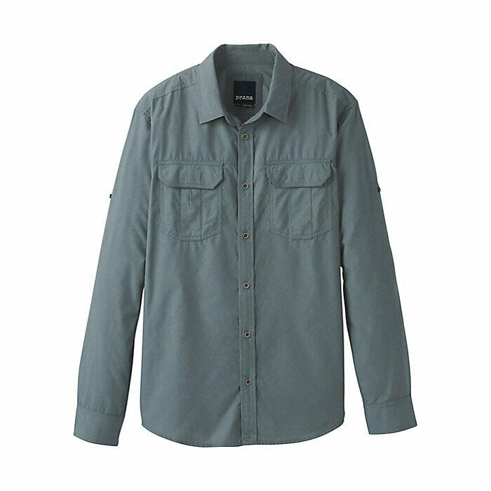 prAna Citadel Men's Long Sleeve Shirt