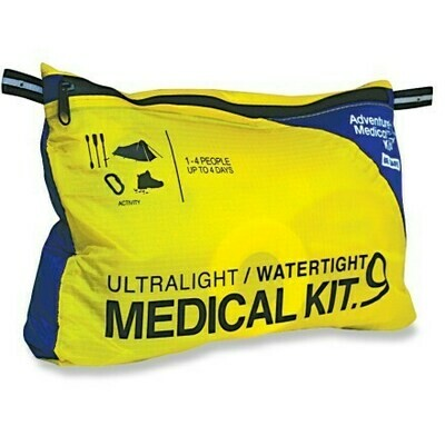 Adventure Medical Ultralight / Watertight .9 Hiking & Trekking First Aid Kit
