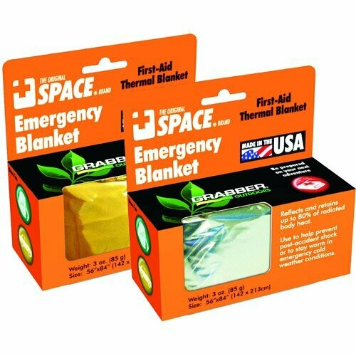 The Space Brand Emergency Blanket