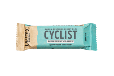 Crafted Energy Bar- Cyclist