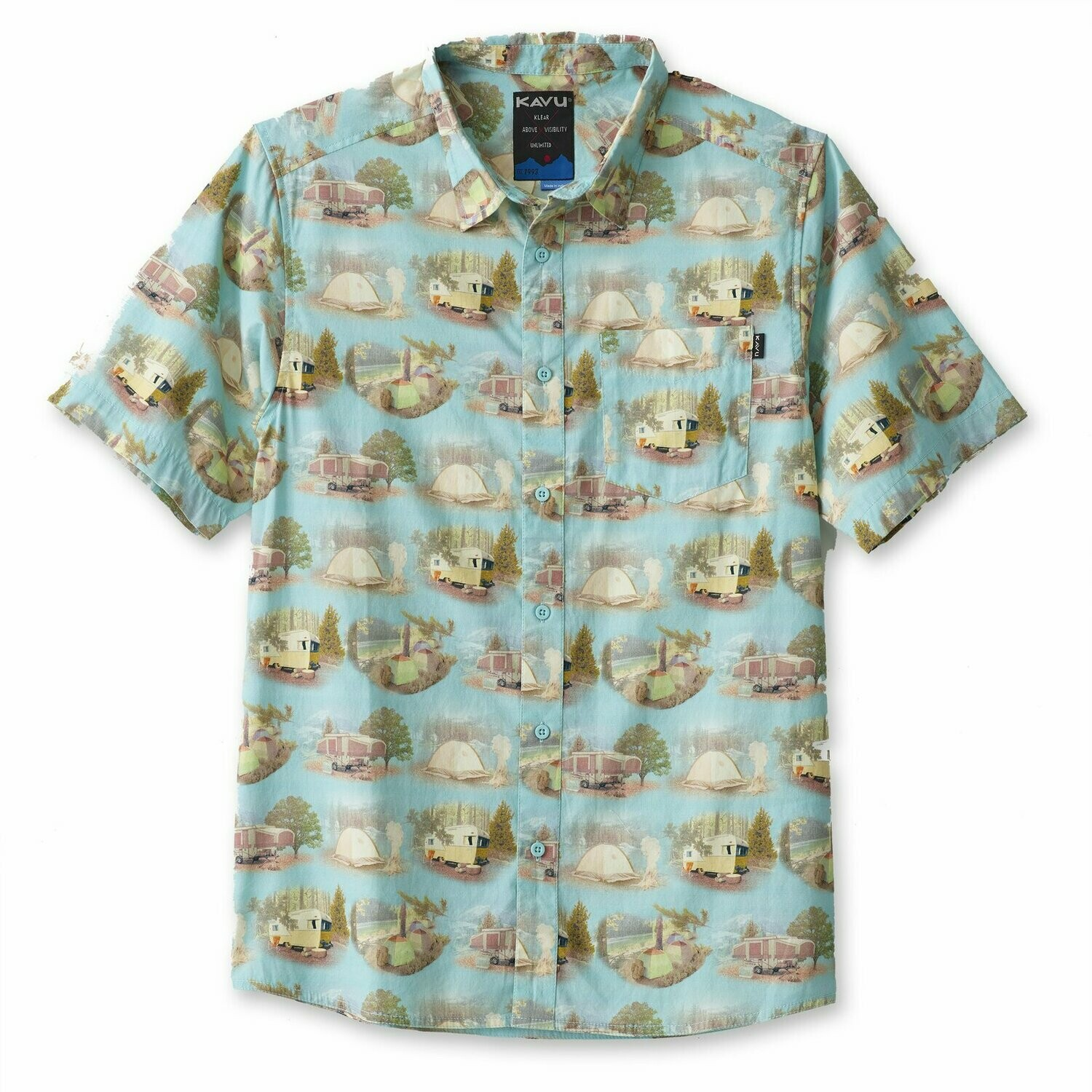 Kavu The Jam Men's Short Sleeve Shirt