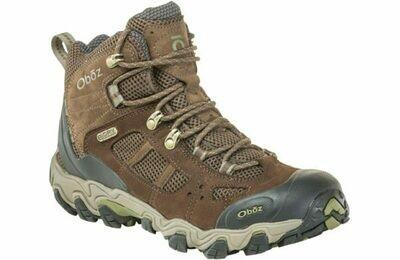 Oboz Men's Bridger Vent Mid Waterproof Hiking Shoe