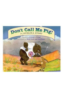 Don't Call Me Pig! - A Javelina Story