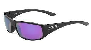 Bolle Weaver - Shiny Black / Polar Blue Violet Oleo AF