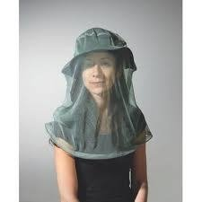 Cocoon Mosquito Head Net - Light Green
