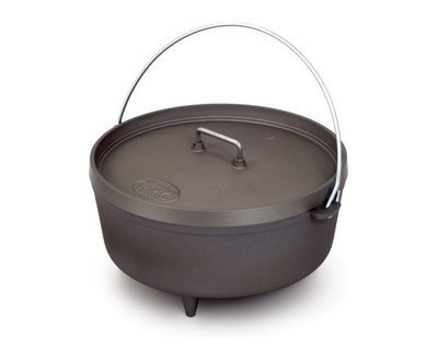 GSI Dutch Oven - 12'' Hard Anodized