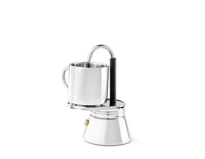 GSI Glacier Stainless Mini Expresso - 1 Cup