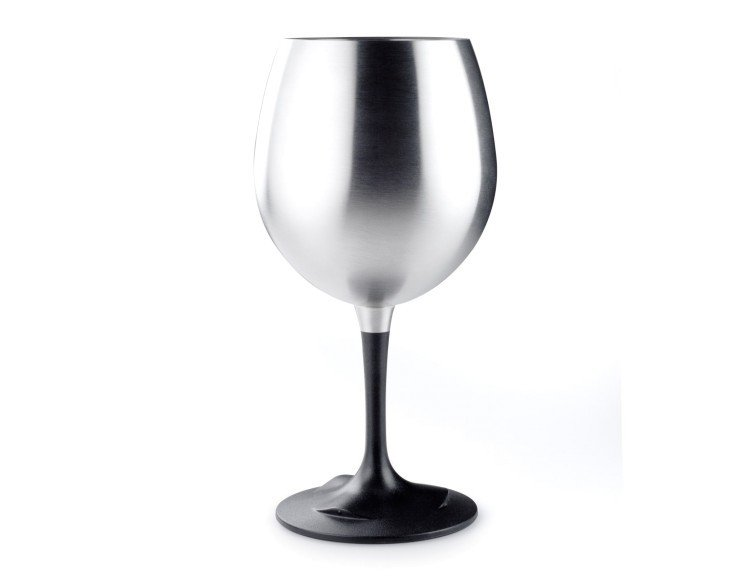GSI Glacier Stainless Nesting - Red Wine Glass