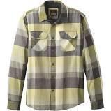 prAna Lybeck LS Flannel Shirt