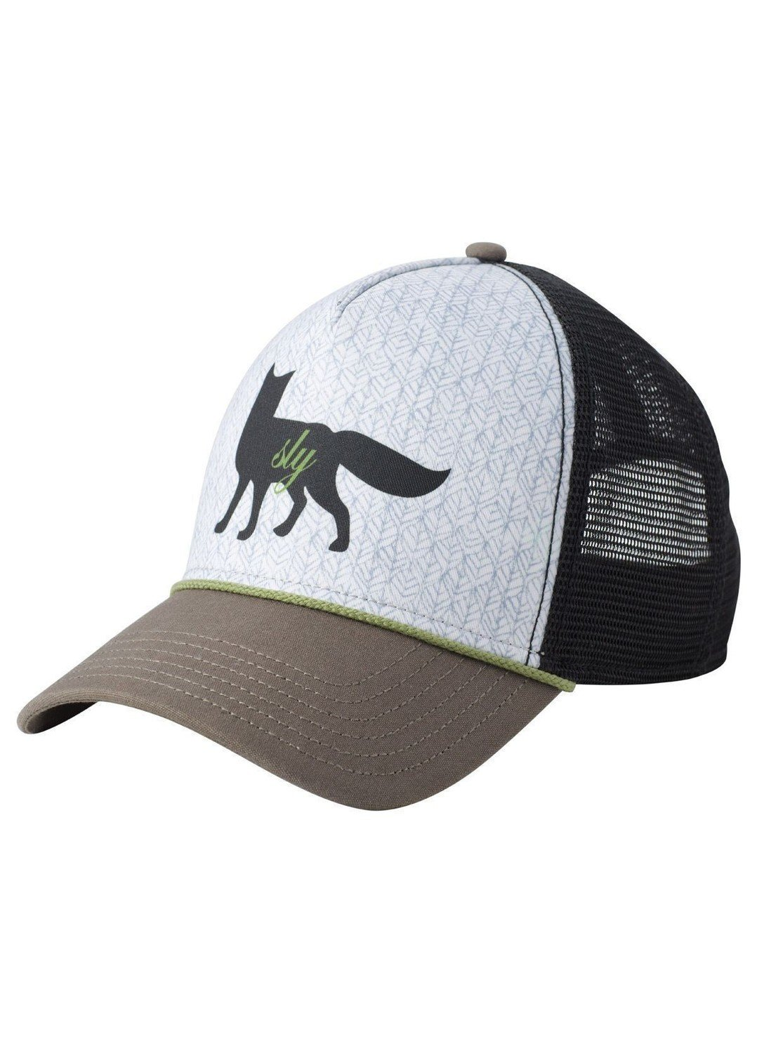 prAna Women's Journeyman Trucker Hat Sly Fox