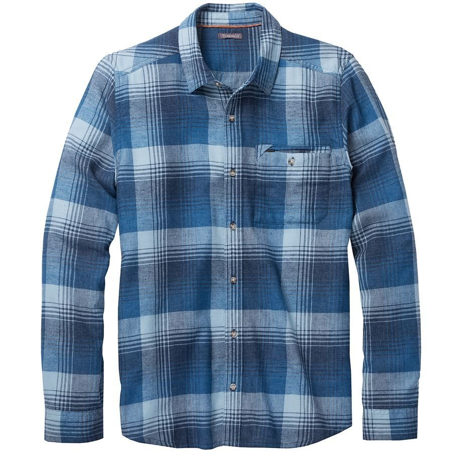Toad&Co Singlejack Long Sleeve Shirt