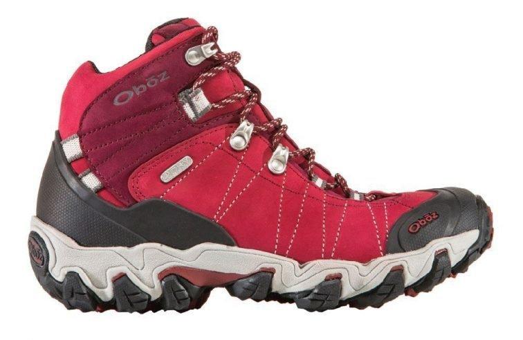 Oboz Women's Bridger Mid Waterproof Hiking Shoe