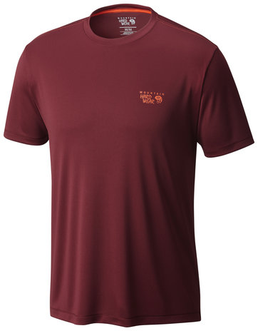 Mountain Hardwear Men's Wicked Short Sleeve Shirt