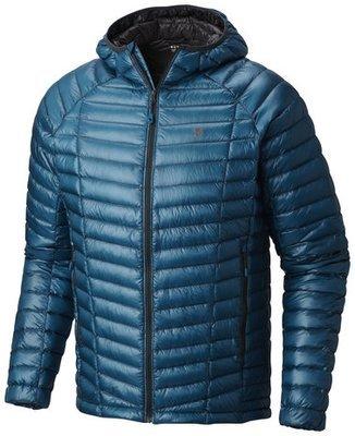Mountain Hardwear Men's Ghost Whisperer™ Down Hooded Jacket