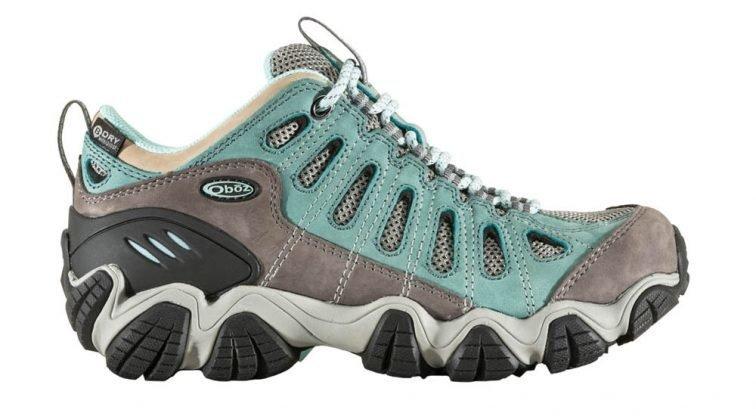 Oboz Women's Sawtooth Low Waterproof Hiking Shoe