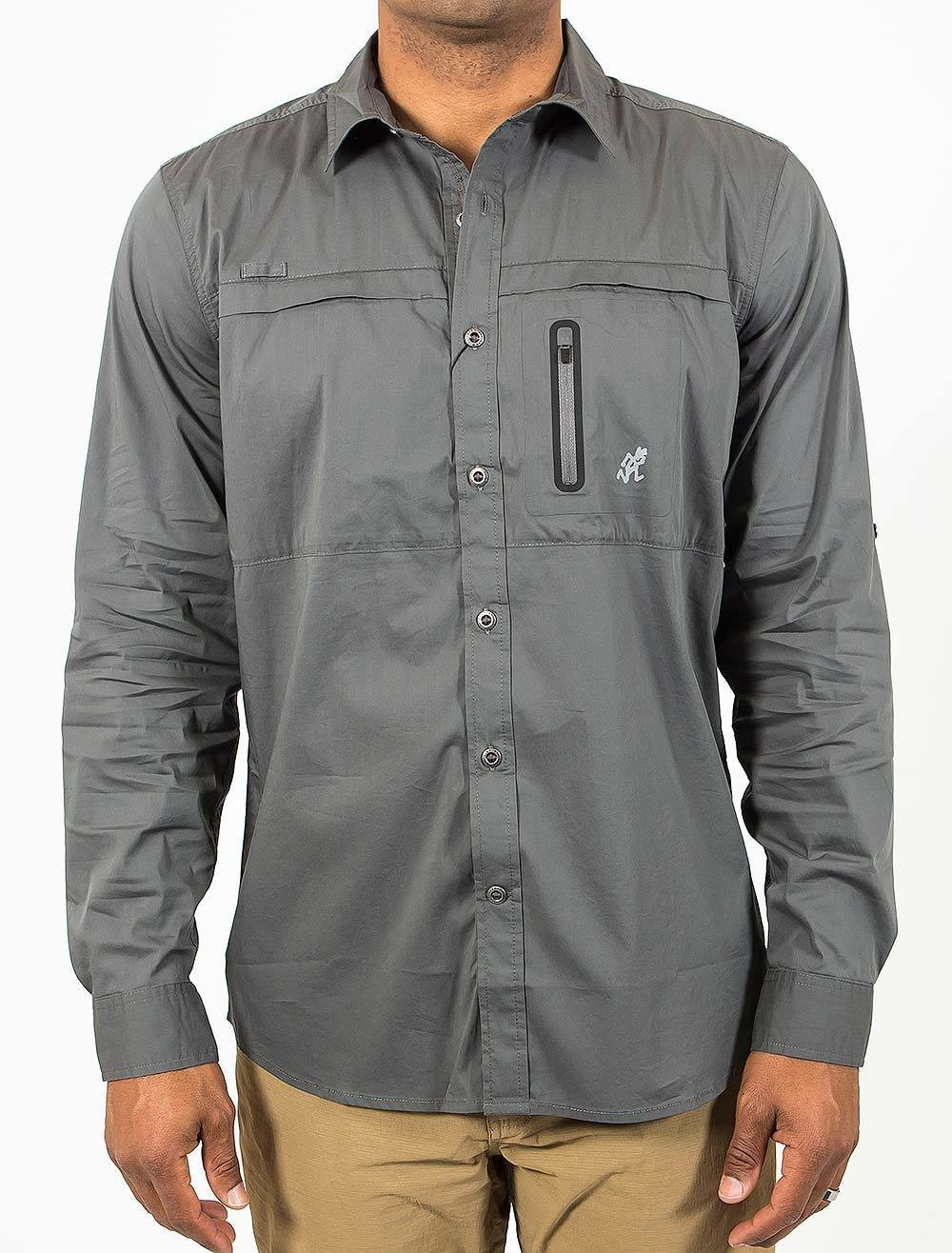 Gramicci No-Squito Men's Long Sleeve Shirt