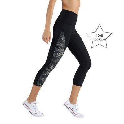 Yoga Democracy Baroque Yoga Capris