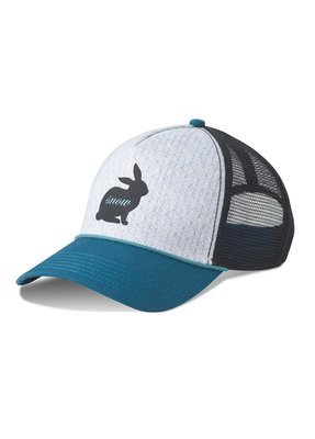 prAna Women's Journeyman Trucker Hat Snow Bunny
