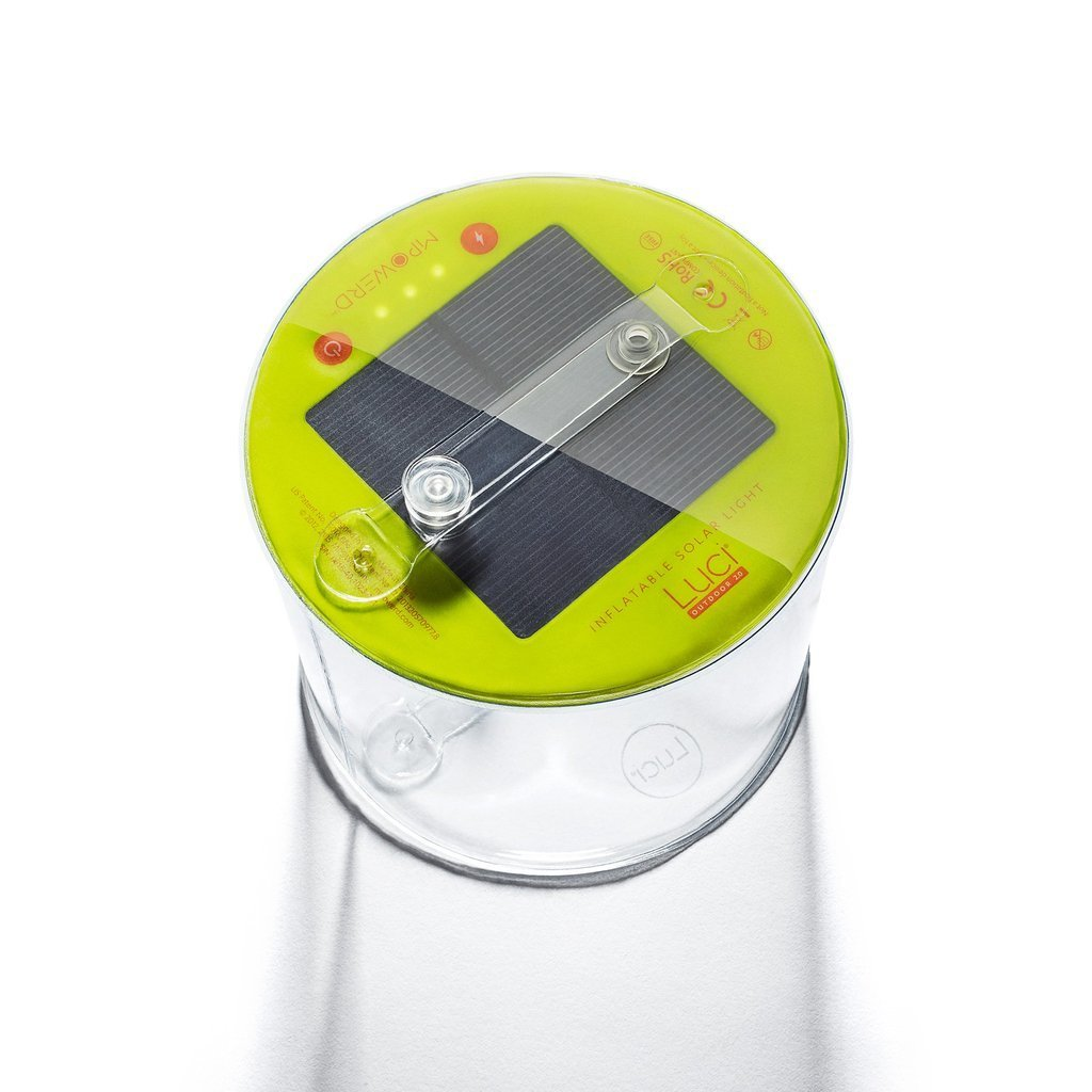 MPOWERD Luci Inflatable Solar Light - Outdoor 2.0