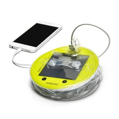MPOWERD Luci Outdoor 2.0 - Inflatable Solar Light & Charger
