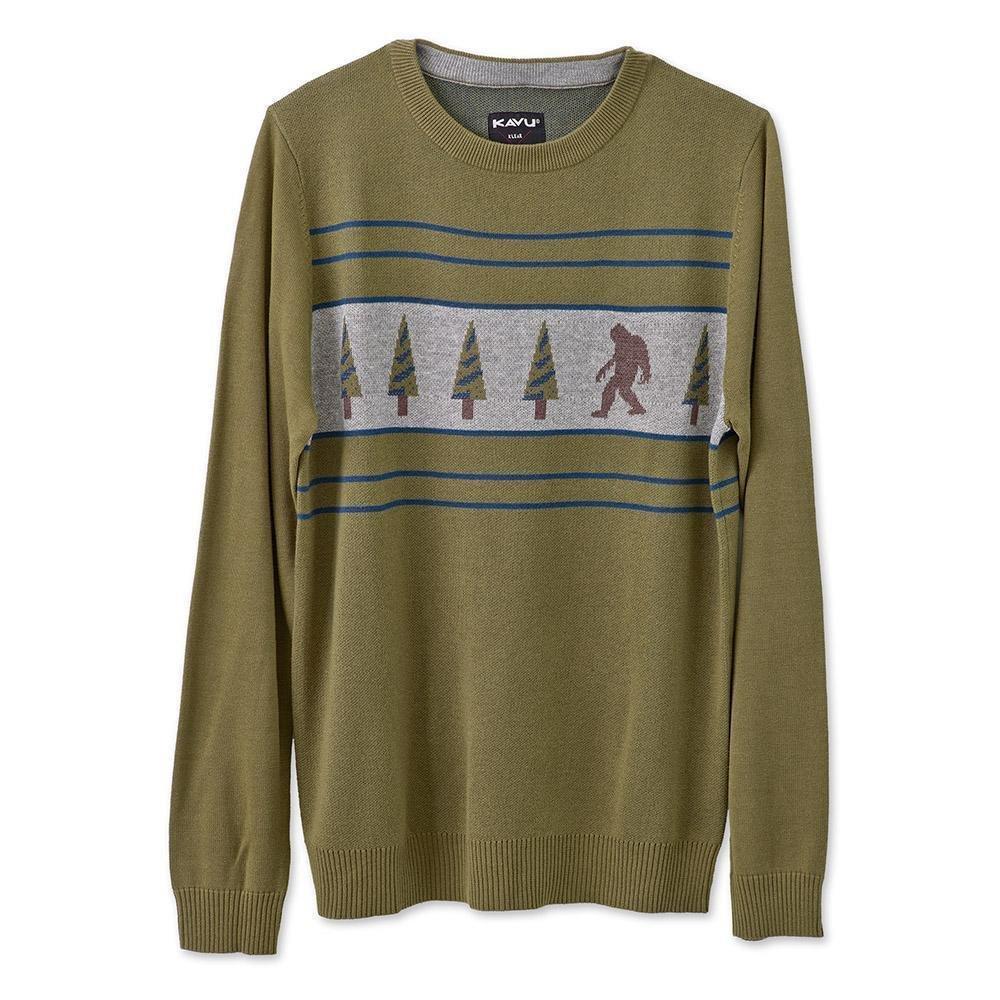 Kavu M Highline Sasquatch Sweater