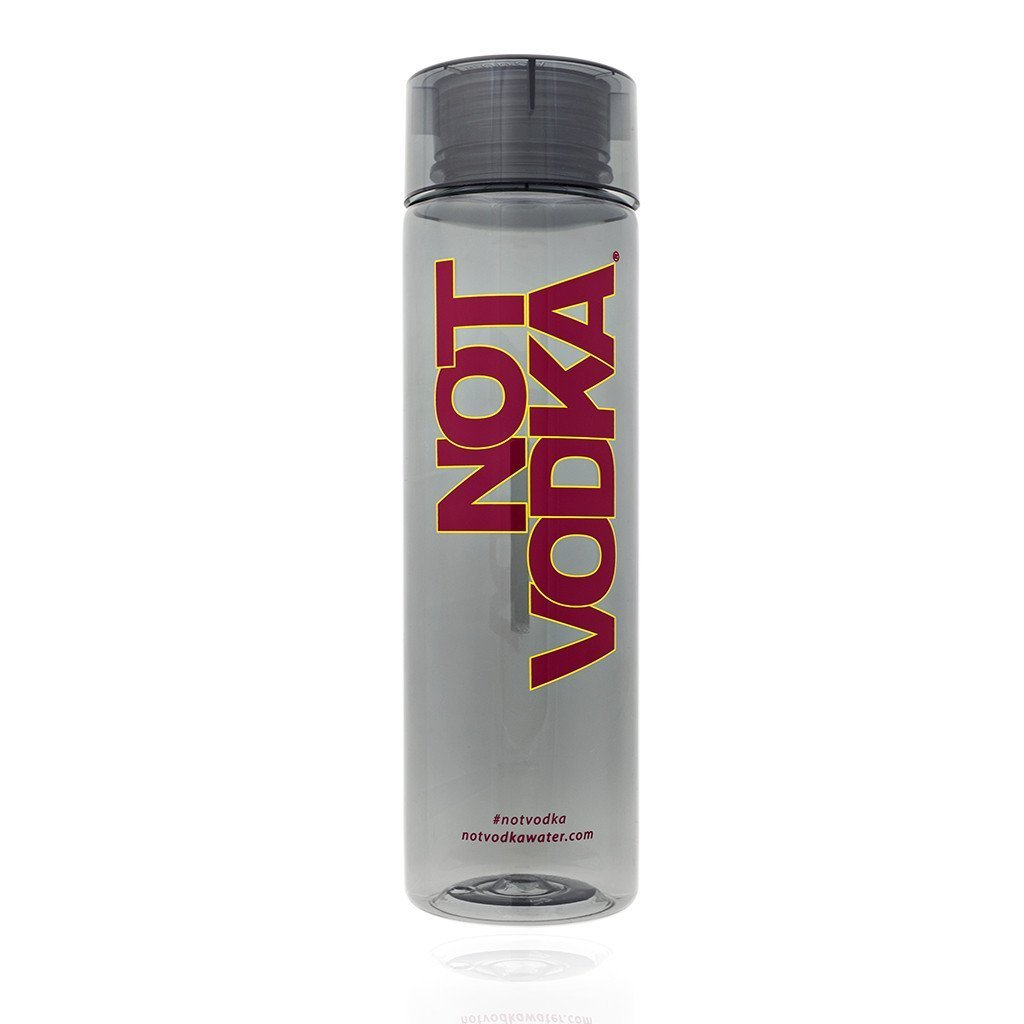 Not Vodka Everyday Water Bottle: University Series