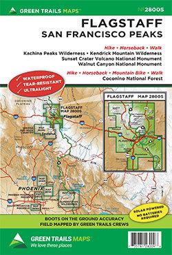 Green Trails Maps - Arizona