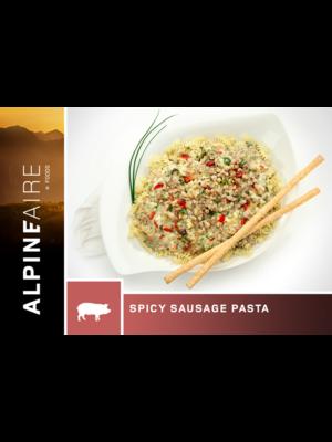 Alpineaire Foods Spicy Sausage Pasta