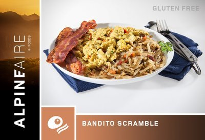 Alpineaire Foods Mexican Bandito Scramble