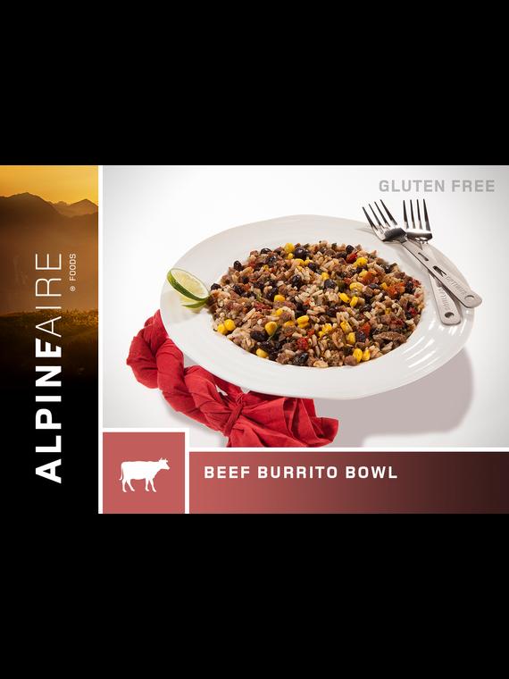 Alpineaire Foods Rice Burrito Bowl