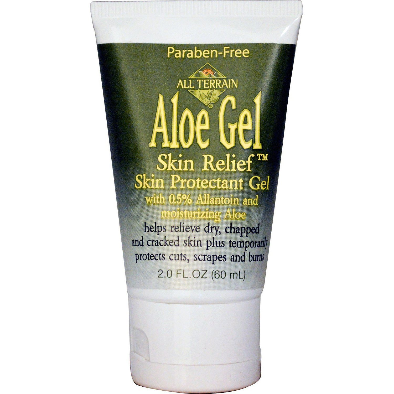 All Terrain Aloe Gel Skin Relief Skin Protectant Gel